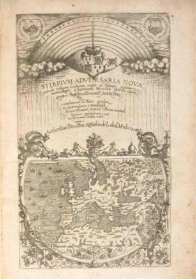 PENA, Pierre (1538-1605) & Mat