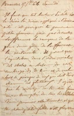 DROUET, Juliette (1806-1883).