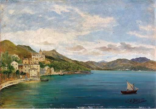 William Henry Bartlett (Inghil