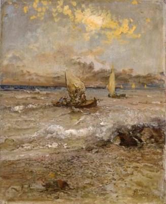 Pompeo Mariani (Italia 1857-19