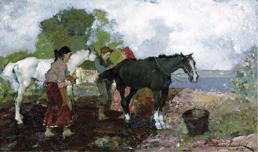 Alessio Issupoff (Italia 1889-