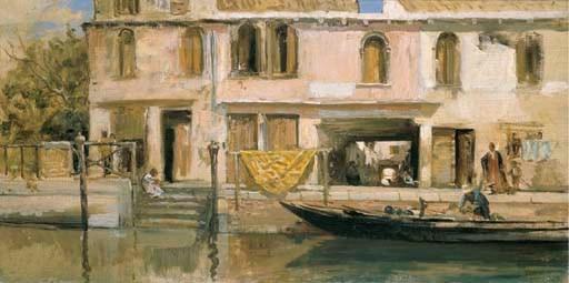 Vincenzo Caprile (Italia 1856-