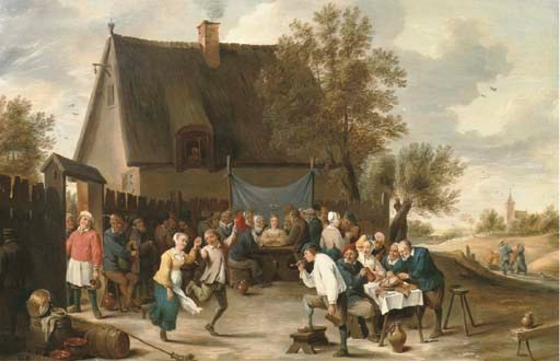 Matheus van Helmont (Antwerp 1