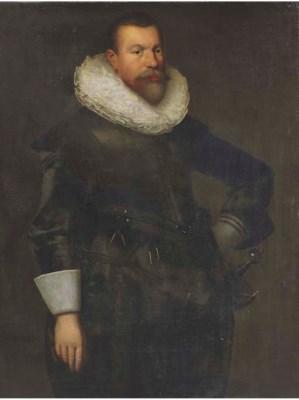 Follower of Nicolaes Eliasz.,