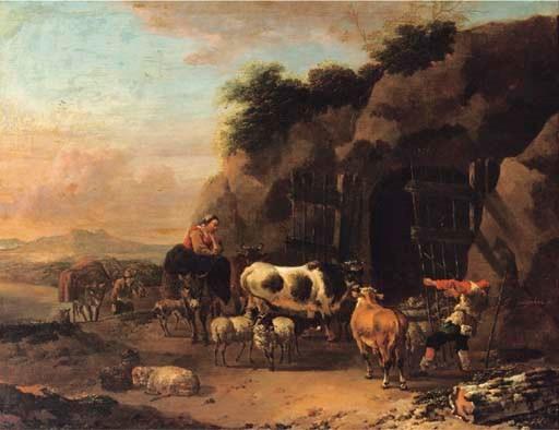 Jan Frans Soolmaker (? 1635-af