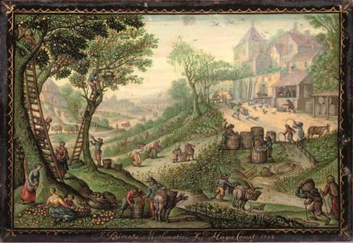 Jacob Berents (Hamburg 1679-af