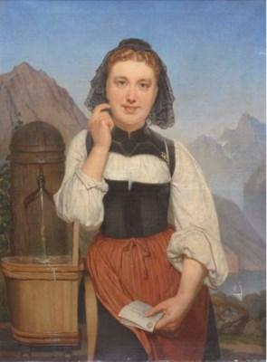 Henry de Nobele (Belgian, 1820