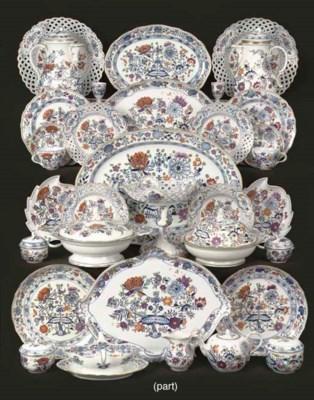 (100) A Meissen porcelain 'Zwi