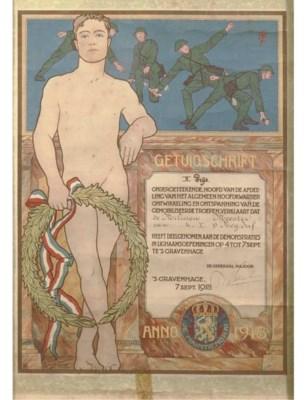 Lambert Jansen, 1918