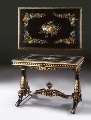 A Florentine pietre dure table
