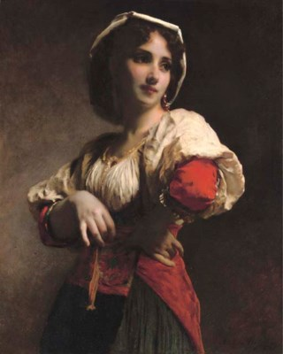 Étienne Adolphe Piot (French,