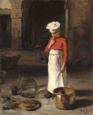 Joseph Bail (French, 1862-1921