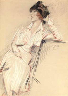 Paul César Helleu (French, 185