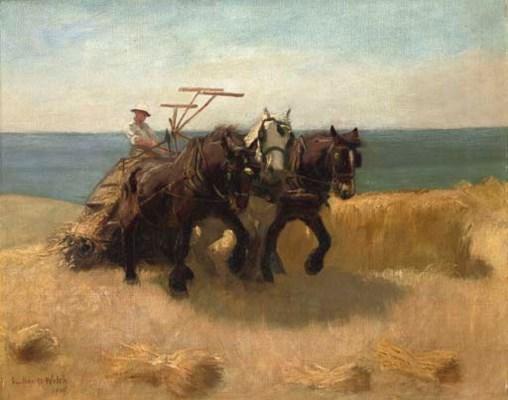 Lucy Kemp-Welch (1869-1958)
