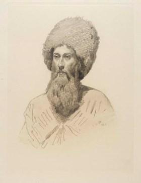 CAUCASUS -- HORSCHELT, Theodor (1829-1871) Kavkazskie Pokhod