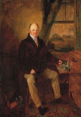 EDMUND BRISTOW (1787-1876)