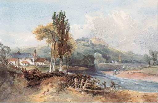 James Baker Pyne (1800-1870)