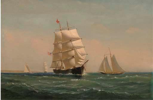 Charles Edward Johnson, R.I. (