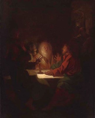 Circle of Petrus van Schendel