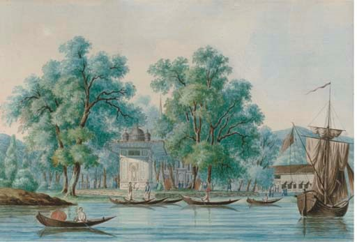 English School, (early 19th ce