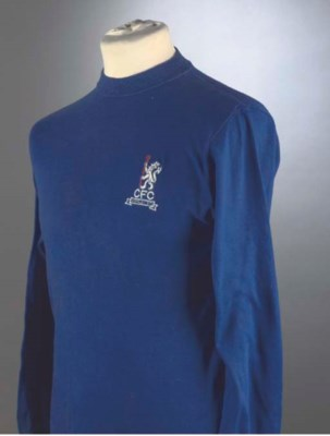 A BLUE CHELSEA 1970 F.A. CUP F