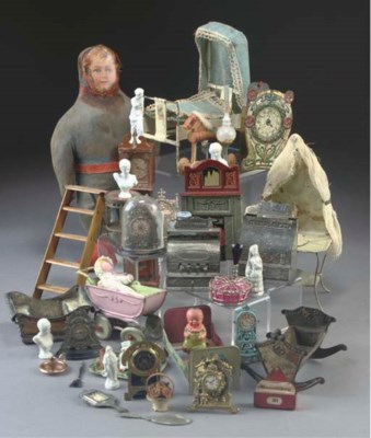 A quantity of tinplate and met