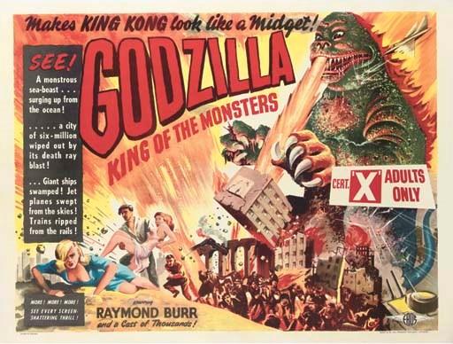 Gojira/Godzilla