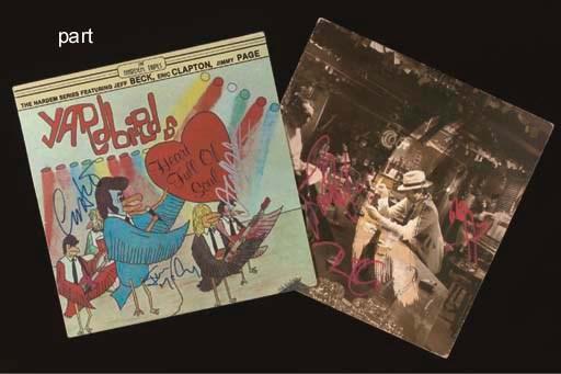 Led Zeppelin  The Yardbirds