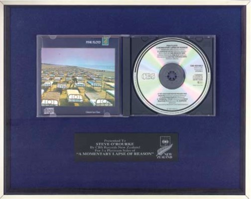 Pink Floyd  A Momentary Lapse