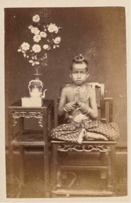 Portraits of the Cambodian Roy