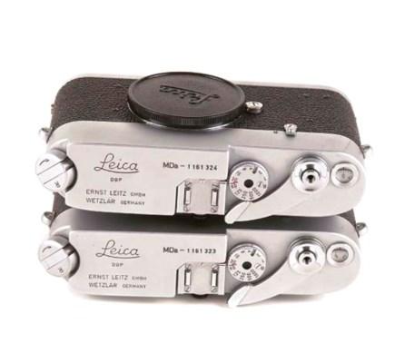 Leica MDa cameras