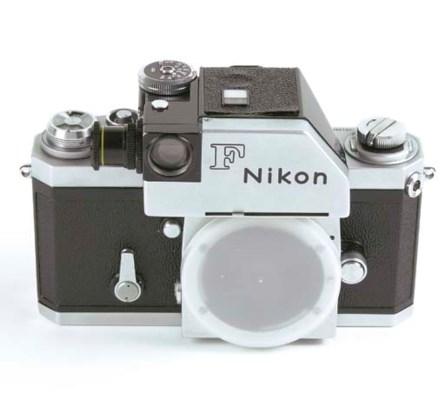 Nikon F no. 6519425