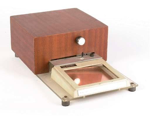 kirlian photography machine