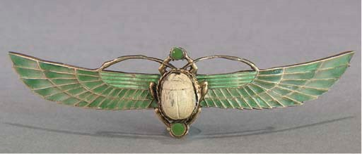 A CONTINENTAL EGYPTIAN REVIVAL