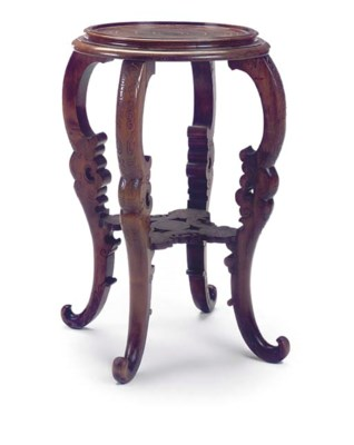A STAINED BEECH CHINOISERIE-DE