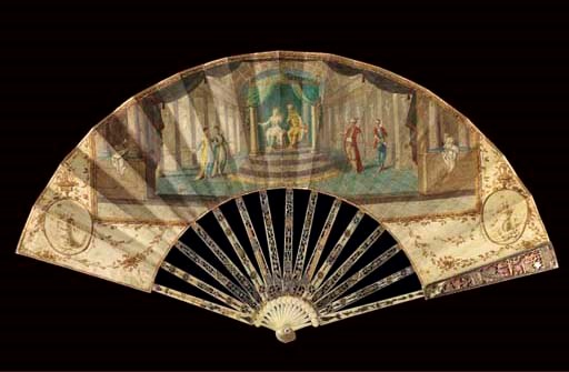 A FINE THEATRICAL FAN