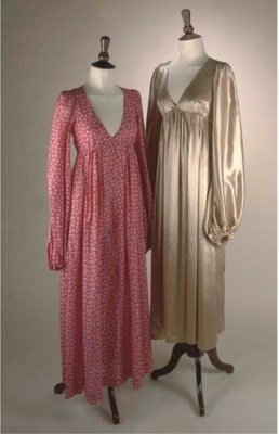 TWO BIBA MAXI DRESSES AND A BI