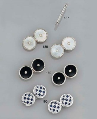 A group of jewellery, watches