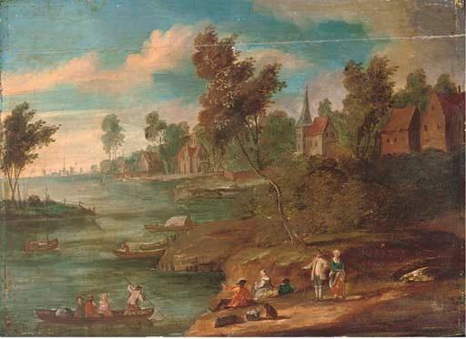 Circle of Marc Baets (Antwerp