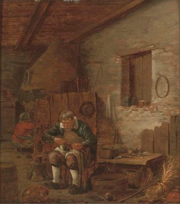 Attributed to Gillis Rombouts