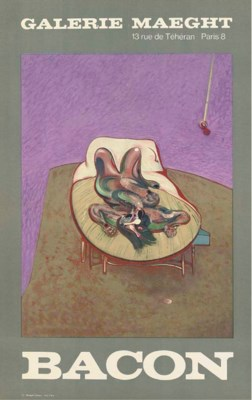 After Francis Bacon (1909-1992