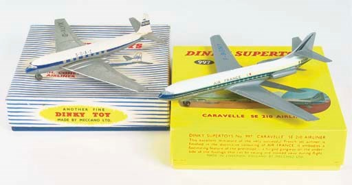 Dinky Airliners