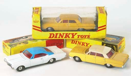 Dinky Hong Kong Issues