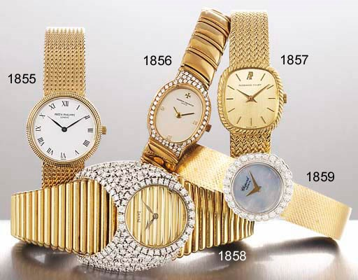 PIAGET. AN UNUSUAL AND RARE LA