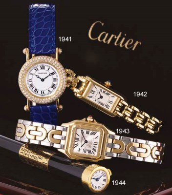 CARTIER. A LIMITED EDITION LAD