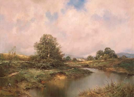 Ernest Parton (1845-1933)