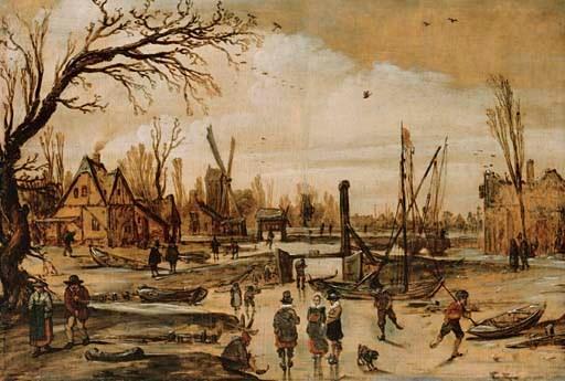 Esaias van de Velde (Amsterdam