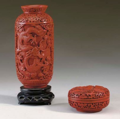 A PAIR OF CHINESE STYLE SIMULA