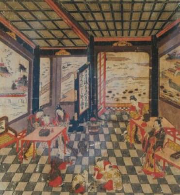 OKUMURA MASANABU (1686-1764)