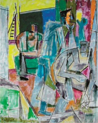 Karl Knaths (1891-1971)